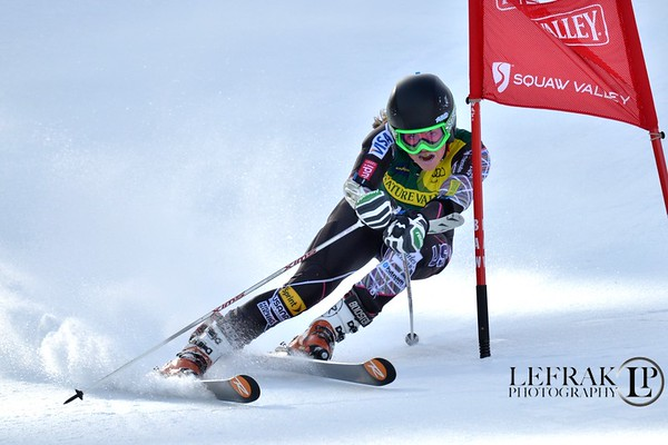 Abbey Ghent    2014 U.S. Alpine Championships at Squaw Valley - GS