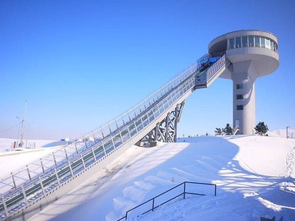Photo courtesy of USA Ski Jumping