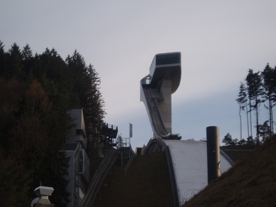 Ski Jumps Around The World