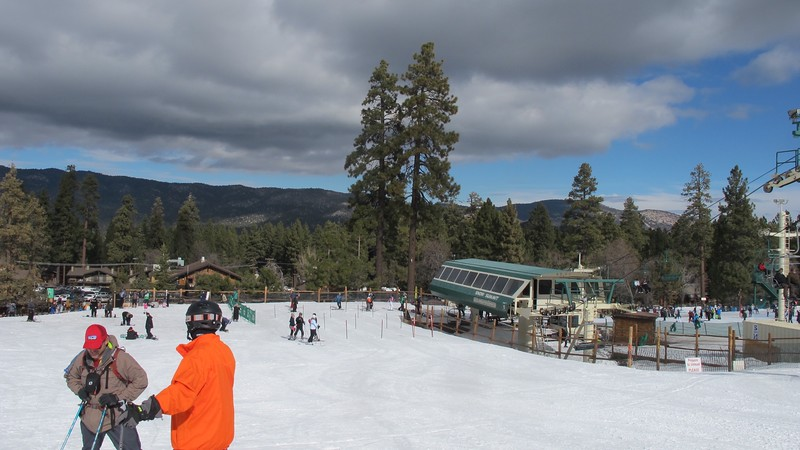 Snow Summit/Big Bear Jan 2016