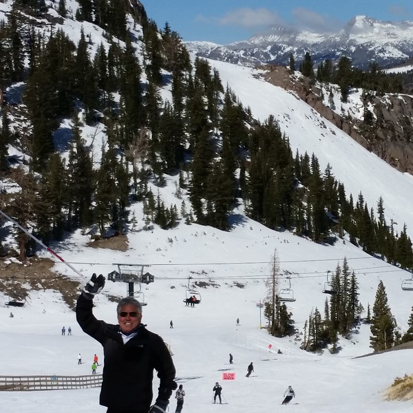 @ Mammoth Mountain 2015