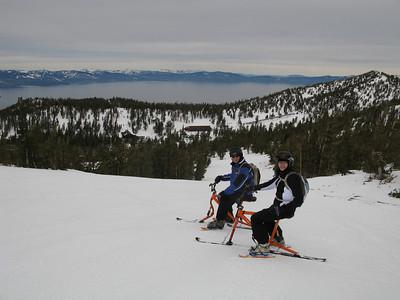 Skibiking