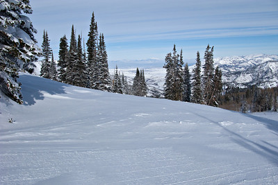 Powder Mountain Utah 2011