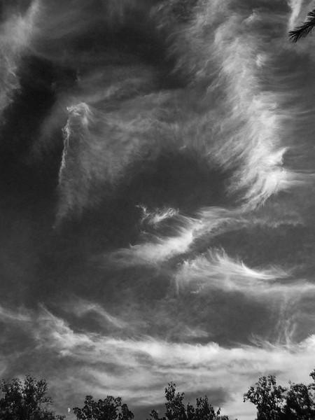 """Sky #1"" (archival print) by Kenneth Kaplowitz"