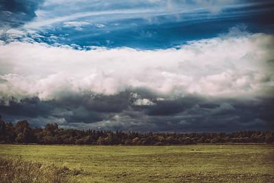 """Karelian Scy #1"" (photography) by Arseny Morozov"