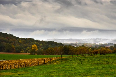 """Before the Rain"" (digital photography) Karen Crouse"