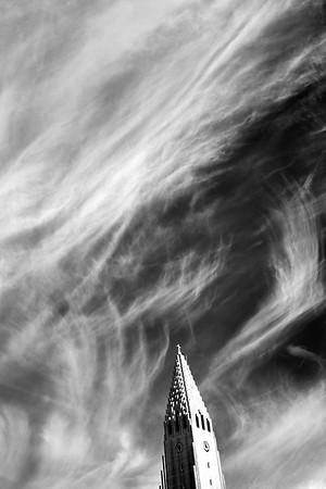 """Hallgrímskirkja"" (photography) by Alexandr Kulikov"