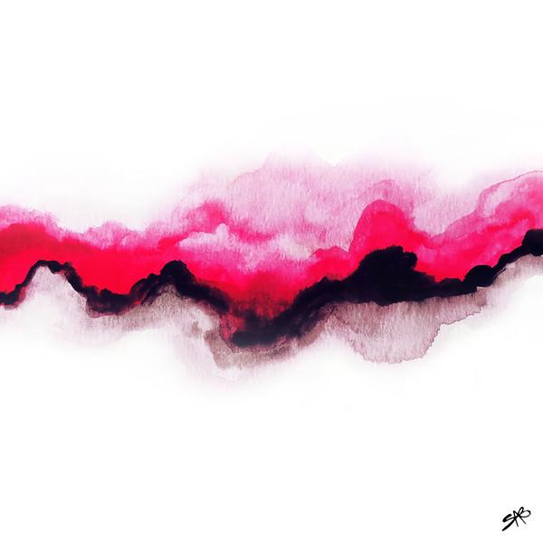 """Cloudscape"" (watercolor) by Shaylen Broughton"