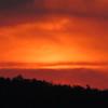"""Sunset Glow"" (digital photography) by Kathy Brady"