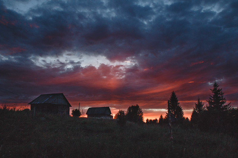 """Sunset"" (digital photography) by Arseny Morozov"