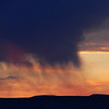"""Sunset Rain (No.76)"" (photography) by David Dumo"