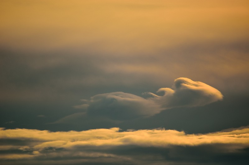 """Cloudscape#61 (Falkor-The Neverending Story)"" (photography) by Daniel Agra"