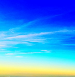 """""""Loud Sky"""" (photography) by Carrie Gary"""