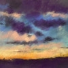 """Just North of Here"" (pastel) by Wendy Goldberg"