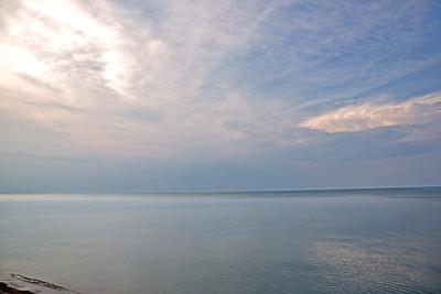"""Sandusky Sky"" (photography) by Thomi McIntyre"