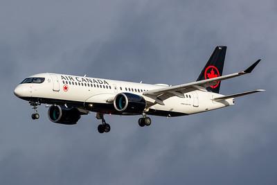 Patrick Cardinal, A220-300, Air Canada