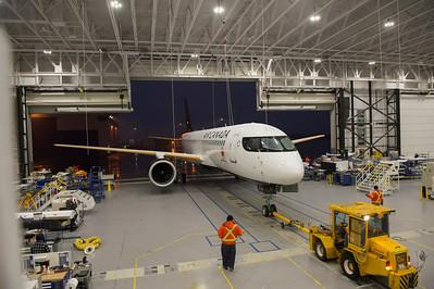Brian Losito, A220-300, Air Canada