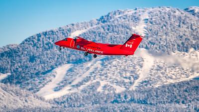Transport Canada Dash 8-100. Jan Jasinski Photo