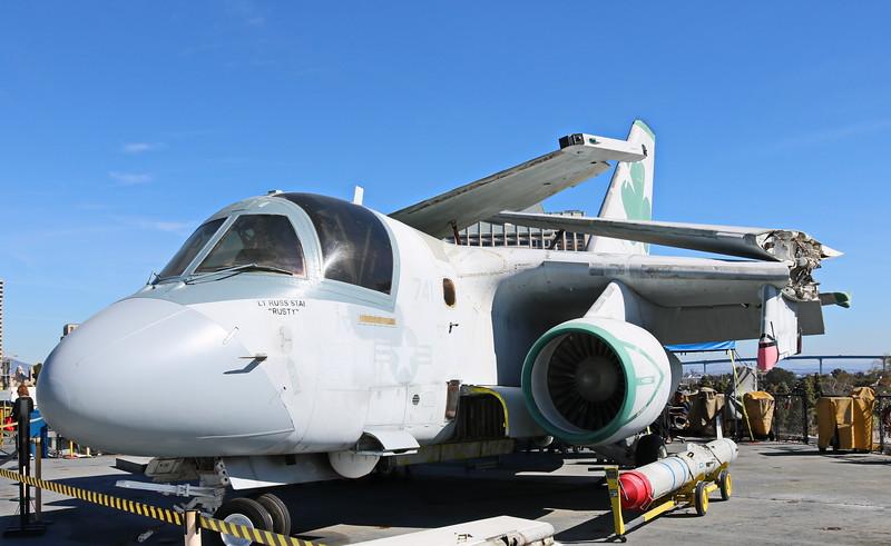 S-3 Viking Anti-submarine Aircraft