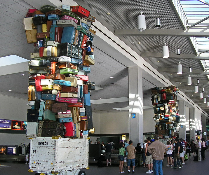 Luggage Display