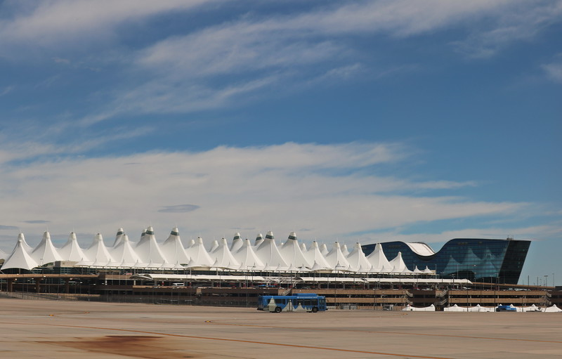Denver Colorado Airport