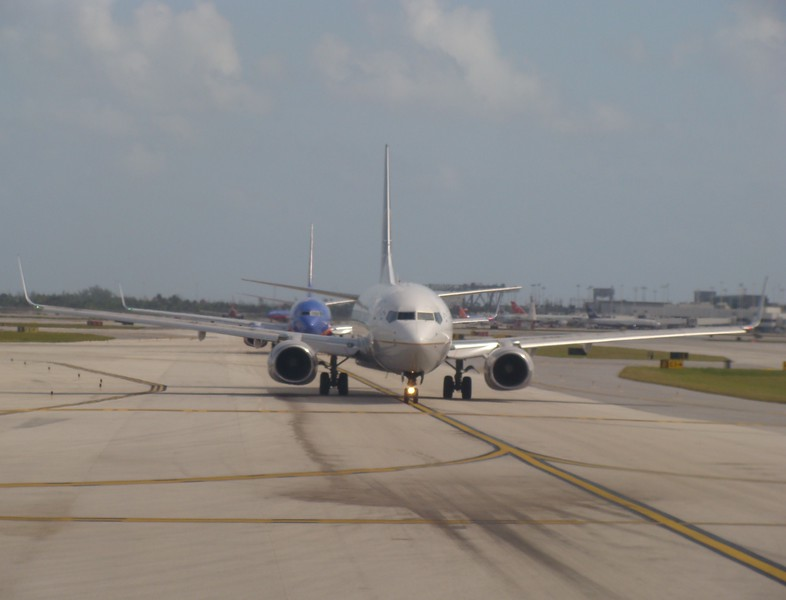 Ft. Lauderdale Airport