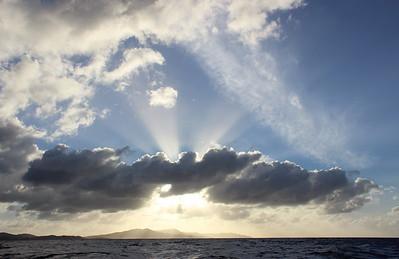 Sun Sun Rays