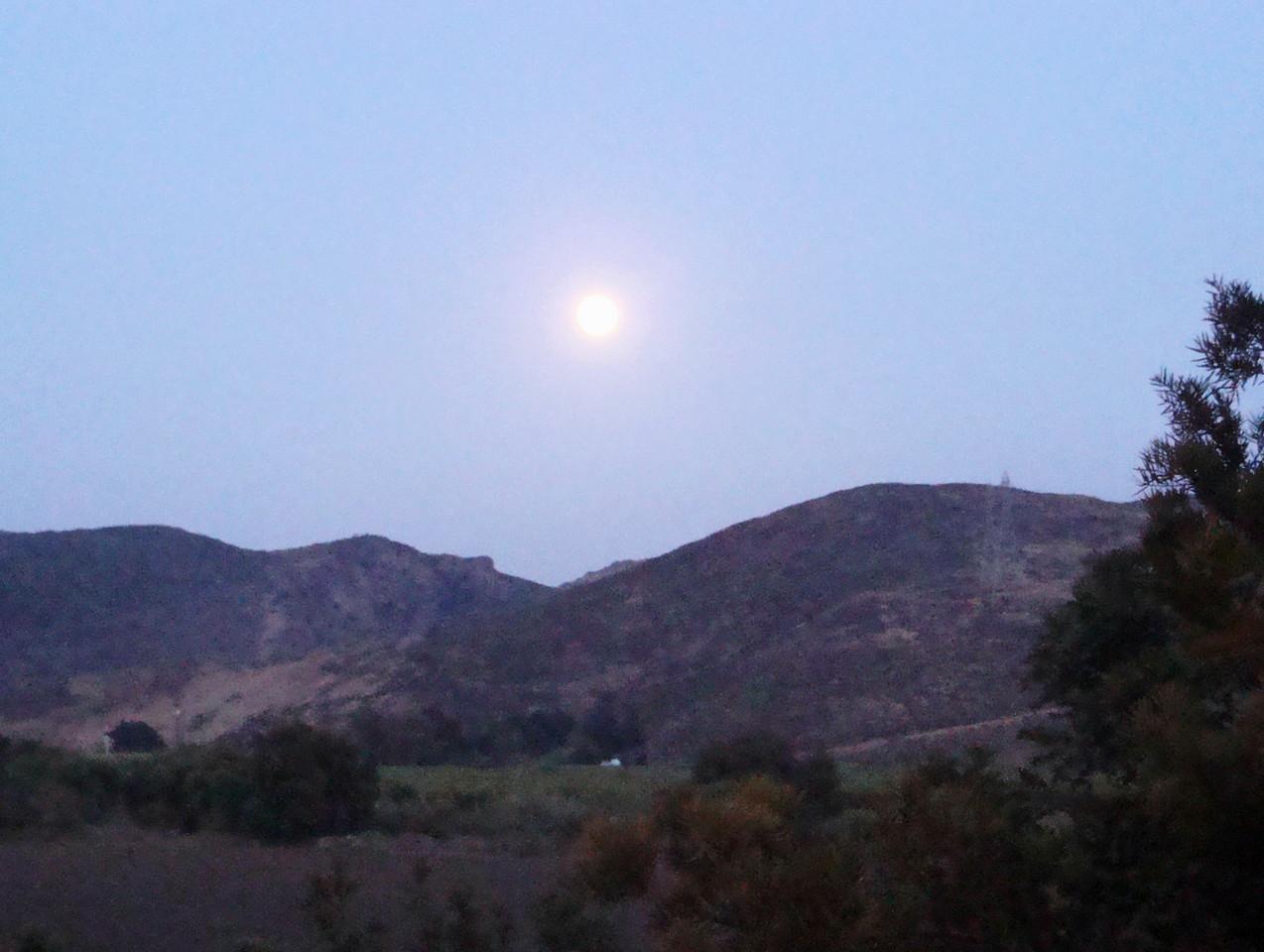 Camarillo Moonrise