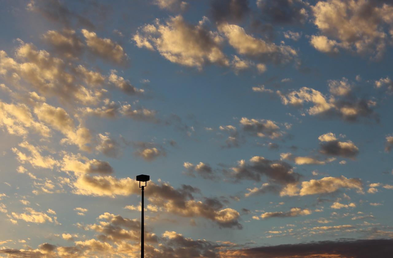 Twilight in Rochester