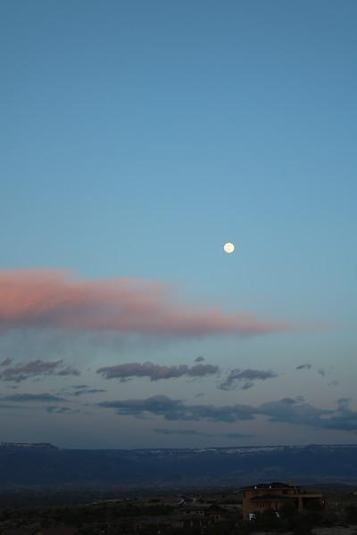 Sundown Moon
