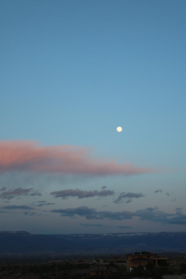 Sundown Moon