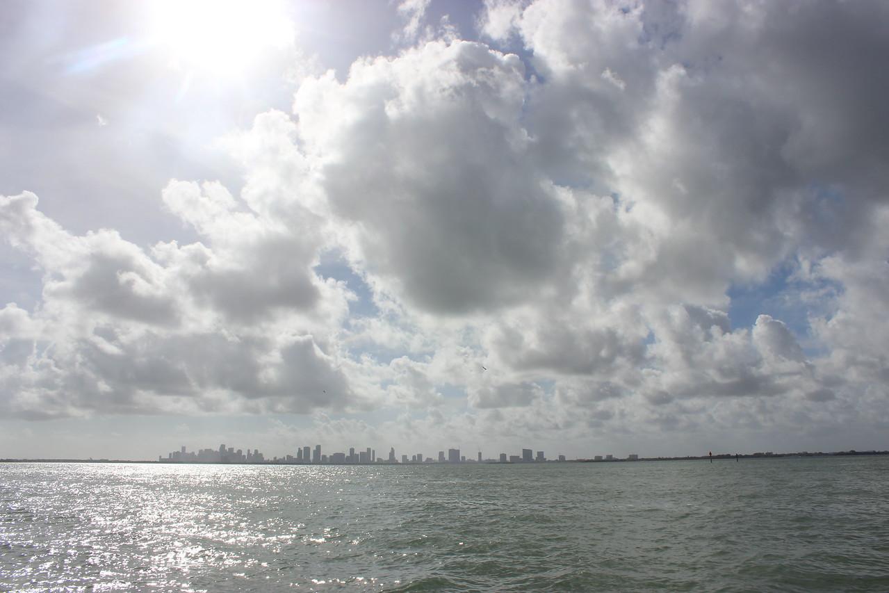 Skyline Clouds