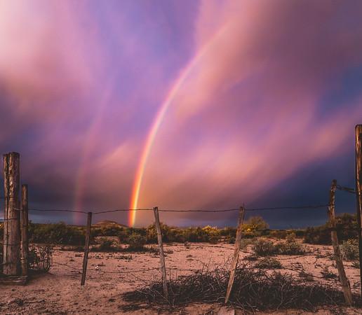 Rustic Rainbow