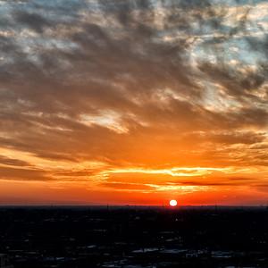 Sunset December 2 2017