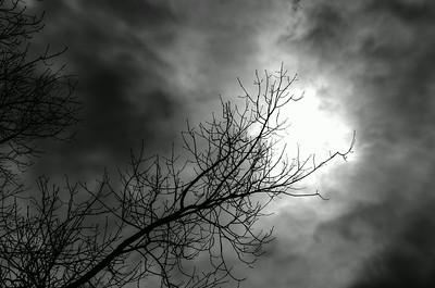 Brooding sky II