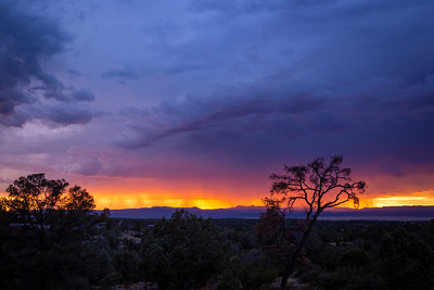 Monsoon Sunset One