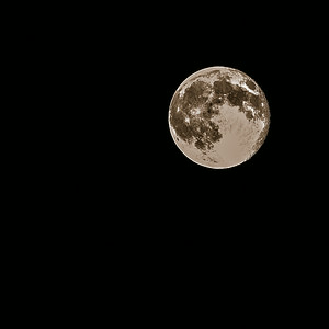 Supermoon July 2014