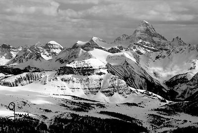 1036 - Mt. Assiniboine,  Banff National Park, Alberta, Canada.