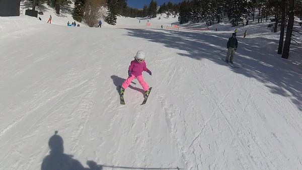 skiing 5 february 2017