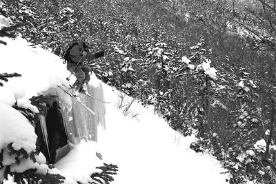 Evan Waldman VT Backcountry, 2006