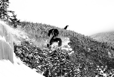 Chris Nelson Backcounrty VT. 2006 Taken By: Evan Waldman