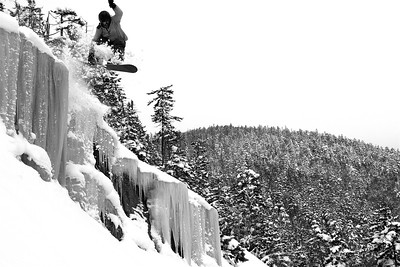 Chris Nelson VT Backcountry 2006 Taken By: Evan Waldman