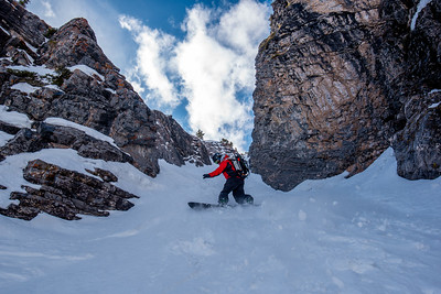 East Couloir Kessler