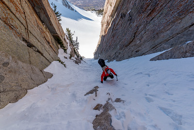 Big Willow Cirque Couloir