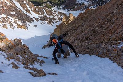 North Peak, Mt Nebo, UT
