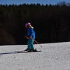 KRISTOPHER RADDER — BRATTLEBORO REFORMER<br /> Children from Hilltop Montessori School, in Brattleboro, go skiing at Living Memorial Park on Thursday, Jan. 30, 2020.