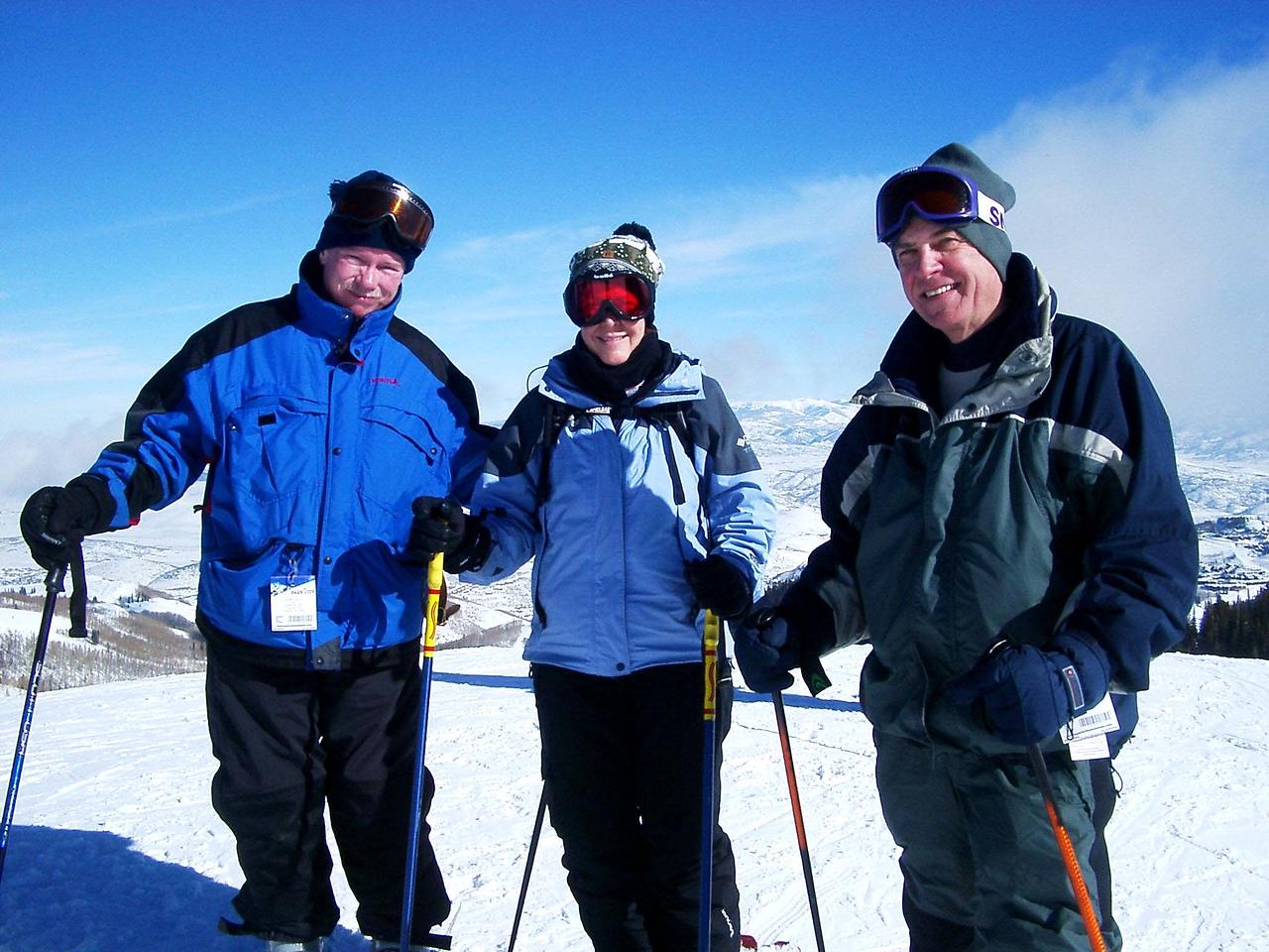 566 Bruce Deanne Ron Park City Ski