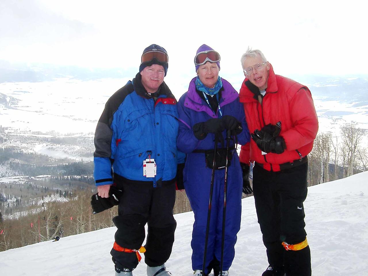 312 Bruce, Jaye & Bill