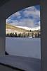 Window into winter wonderland at Solitude resort