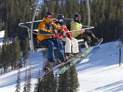 2007 Colorado Winter Vacation at Winterpark